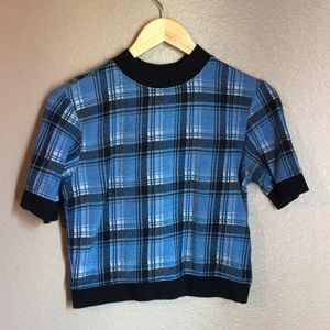 VOLCOM - Sweater Crop Top